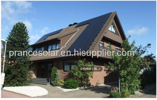 solar off grid system for house use