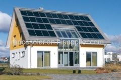 8KW off grid solar power residential use