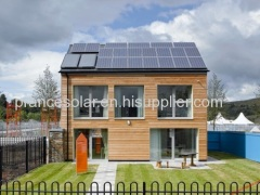 9KW off-Grid Wind Solar System for Green Power