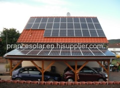off grid high quality stand-alone solar power system