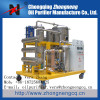 Used Phosphate Ester Oil purification plant/Hydraulic Oil purifier/Hydraulic Oil Purification System