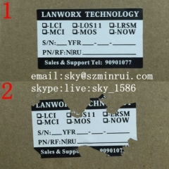 Anti- counterfeit Protection Use Tamper Proof Asset Labels Destructible Self Adhesive Warranty Property Labels