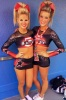 Print team newest style wholesale cheerleading uniforms