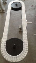 83mm flexible conveyor chain system