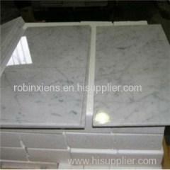Bianco Carrara White Marble Tile