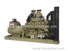 Generator Genset Diesel Genset Gas Genset Alternator Engine