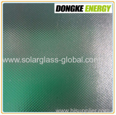Ultra wihteAR coated tempered solar glass