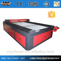 China hot sale hobby die board products cnc CO2 hobby laser cutting machinery
