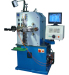 flat wire spring coiling machine