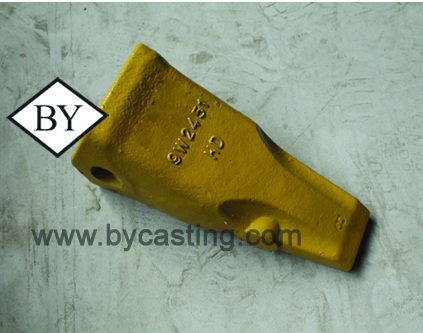 CAT D8 D9 machine spare parts bucket ripper tooth 9W2451