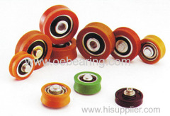 Nylon Window Pulley DOE 2101