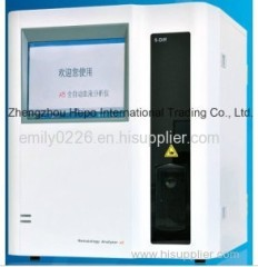 Full Automatic 5 Diff 30 Parameters Hematology Analyzer (A5 model)