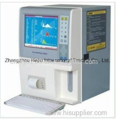 3 Part Differential 22 Parameters Auto Hematology Analyzer