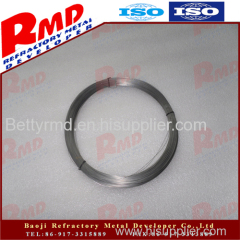 thoriated tungsten wire manufacturer