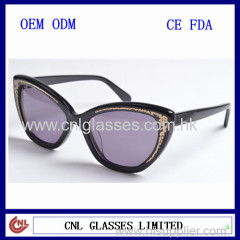 Newest design brand sunglasses with your logo
