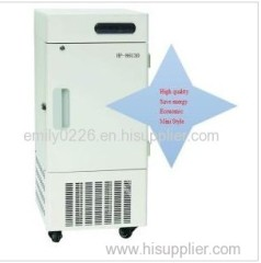 -86degree Ultra-Low Temperature Freezer (50L)