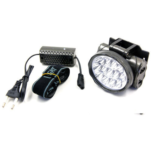 Plastic Head Lamp with rechargeable battery best