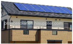 Household off grid solar power system 0.2kw
