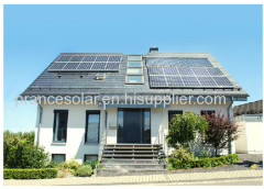 Household off grid solar power system 0.8kw