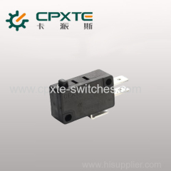 MCS Micro Switch with snap-action