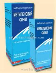 Basic Blue Anesthetic Drug
