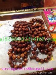 Chen xiang Buddha beads