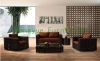 New PE rattan sofa set furniture with cushions rattan furniture set