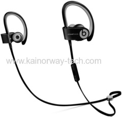 Wireless Beats Powerbeats2 High-Performance Bluetooth Earphones Black Grey