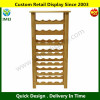 big wine rack cherry wood