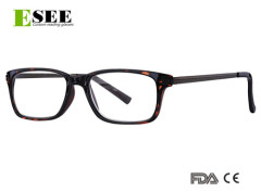 Mix material cool glasses reading for men
