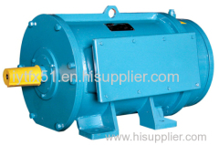 Three Phase A.C Induction Motors Series 1/2 For Hoisting