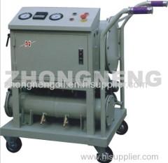 Coalescence-Separation Light Fuel Oil Filtration Machine