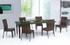 Wicker dining set rattan dining furniture manufacturer