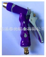 270 degree twist Copper Car Washing Gun manufacturer factory store