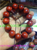 Woodcarving real prayer beads of red sandalwood hand string bracelet with men and women model jewelry gifts