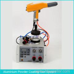 Portable Electrostatic Powder Coating Machine