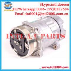 1H0820803 D 7N0820803 P 95NW 19D629 CC 7M0820803 D Sanden 7v16 sd7v16 ac compressor for Guado / Seduta / VW