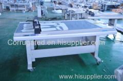 Traffic sign sample maker cutting machine