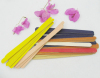 colourful wood nail file emery boards disposable nail file manufacture