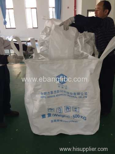 Big Bag for Calcium Carbonate with Inner Baffle