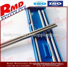 pure tungsten electrode manufacturer