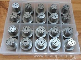2b8cf64edb6e DIN ISO JIS Standard date stamp for plastic mold from China ...