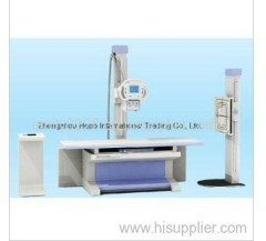 High Frequency X-ray Radiograph System