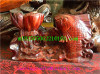 Yinchen wooden Buddha beads pterocarpus indicus-1