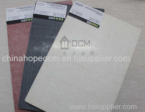 Non-toxin container house wall panel mgo board