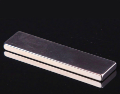 Manufacture block Neodymium magnet with nickel coating