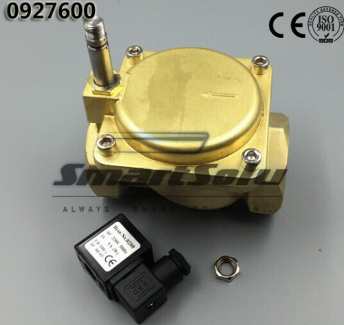100% Test High Quality Two Way Brass Solenoid Valve