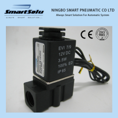Two Way Plastic Solenoid Valve
