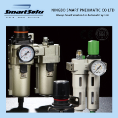 SMC Air Filter Regulator Lubricator