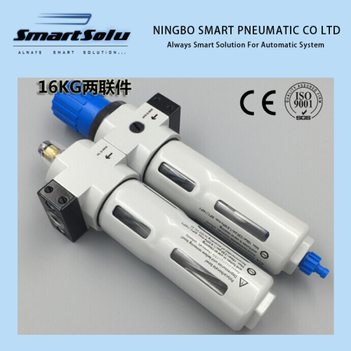 100% Test High Quality FESTO STYLE Filter Regulator Lubricator